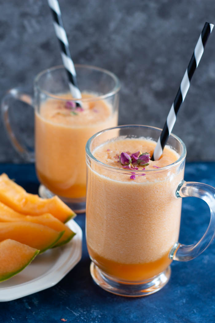 Homemade Cantaloupe Juice Recipe Mocktails And More Therefore, you definitely want to juice the rind and as such, try to get organic melons when possible. homemade cantaloupe juice recipe mocktails and more